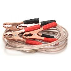 Стартовые провода КВС-600AMP прозрачная изоляция в сумке