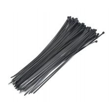 Хомут пластмас BLACK 4х250 (100шт)