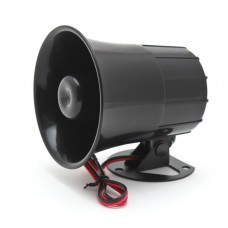 Сирена для сигнализации SC-130 1-мелод. 30W