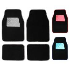 Ковры ворсовые RL1003C BLACK/RED