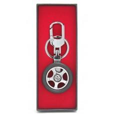 Брелок №0419 PEUGEOT (колесо)