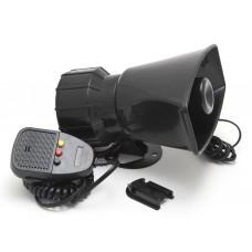 Сигнал SB-822 3 звука с говорителем 40W