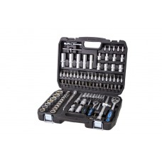 Tool set 108pcs 1/4'',1/2'', 6 point, 4-32mm