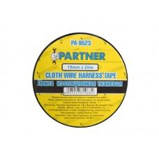 Cloth wire harness tape 19mm x 20m (black)