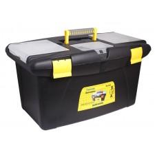 Plastic tool box 24''