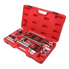 Tool set for removal and installation of valve springs universal