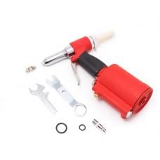 Airhydraulic rivet gun (1720kg, 86l/min, rivet - 2.4, 3.2, 4.0, 4.8)