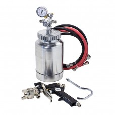 Air paint spray gun with remote tanks 2L (nozzle 2.0mm)