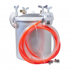Air paint spray gun with remote tanks 10L (nozzle 2.0mm)