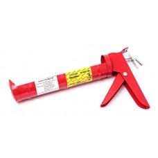 Gun for sealant half-opened (tube 280g)