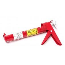 Gun for sealant half-opened (tube 380g)