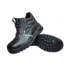 Ботинки специальные (натур кожа 1,8–2,0мм,подошва маслобензостойкая, износоустойчивая ПУ/ТПУ,стелька EVA,защищают от нефти,кислот,истирания,40р-р)