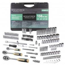 Tool set 150pcs 1/4'', 3/8'', 1/2'', 6 point, 4-32mm