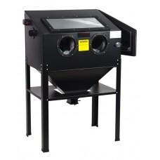 Sandblasting chamber (220L, 425-708l/min, pressure 2.7-5.4), air