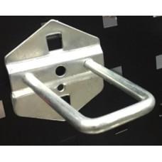 Metal U- type hook for perforated panel (Ø-6mm, 35х75mm)