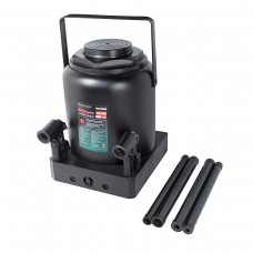 Bottle jack 100T (pickup height - 330mm, lifting height - 500mm, rod step - 170mm)