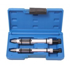 Universal clutch alignment and adjustment tool kit 2pcs (15-19mm, 20-26mm), in a case