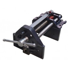 Quick-lock vice of clamp type 9''-220mm (grip 0-260mm, fixation by four bolts under tabletop of workb