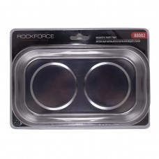 Stainless steel magnetic parts tray (240х140mm)