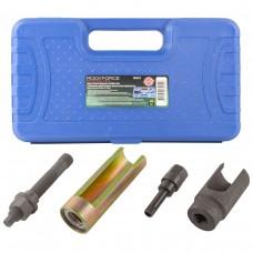 Diesel injector puller tool set 3pcs Mercedes (Benz, Sprinner, E-Class, C-Class), in a case