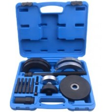 Wheel hub bearing removal tool set 72mm AUDI A2,SEAT: Ibiza, SKODA: Fabia,Roomster,VW: Polo,Fox, in