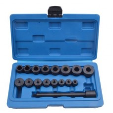 Clutch alignment tool universal 17pcs, in a case