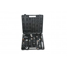 Hydraulic body frame repair kit, direct and reverse action 2T, 4T, 5T, 10T, 7pcs, in plastic case