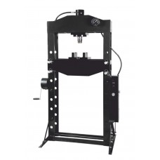 Shop press 50T, arm/foot drive (operating height: 88-1068mm, operating width: 730mm, workbench: 240х