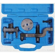 Tool set for water pump removal 4pcs (VAG 2.5 TDI), in a case