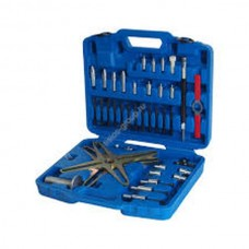 Self adjusting clutch tool kit 39pcs, in a case