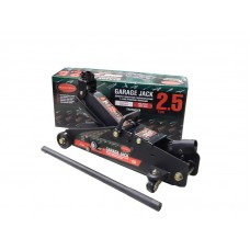 Floor jack 2.5T with fixation (h min 140mm, h max 387mm)