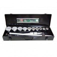 Tool set 14pcs 3/4'', 12 point
