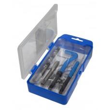 Thread repair kit M10*1, 15pcs, in a case