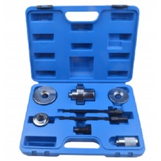 Silent block replacement tool set 8pcs (VW POLO, SEAT LBIZA IV, CORDOBA, ALTEA, SKODA FABIA, ROOMSTE
