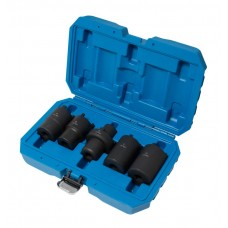 Special socket set for groved nuts 1/2''5pcs (Mercedes Benz W460,461,463,116,123,107,114,115,116), i