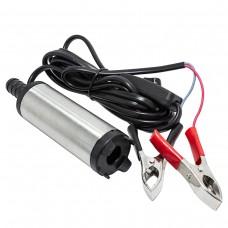 Fuel transfer pump (12V, 40W, 20l/min, Ø38mm, outlet Ø 16mm)