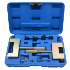 Timing chain removal and installer tool set Mercedes-Benz 11pcs, in a case