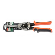 Aviation snip with metal holders ''straight cut''12''-300mm, in plastic holder
