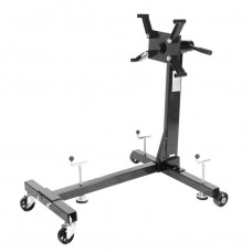 Engine stand , folding 454kg (4 wheels, 3 safety stops)