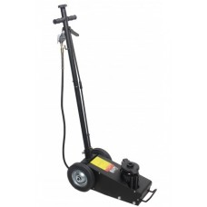 Airhydraulic floor jack 35T (pickup height - 257mm, lifting height - 527mm)