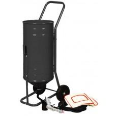 Mobile injector sandblasting machine (tank 19L, 170-566l/min, pressure 4-8.5)