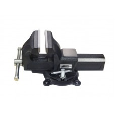 Steel swivel (american-type) vice with anvil 6''-150mm