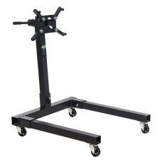 Engine stand with tool shelf 570kg