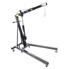 Hydraulic crane folding 2T (lifting height 2200mm, boom length:1000-1570mm)