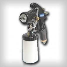 Краскораспылитель с нижим пластиковым бачком 250мл (сопло 1.4мм)