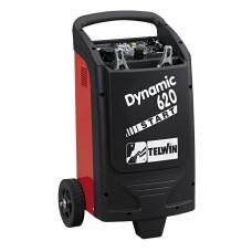 Установка пуско-заряднаяDYNAMIC620(напр. АКБ 12/24В,ток эф. заряда 90А, пиковый ток 570А,емкостьАКБ 20/1550Ач,4 полож. рег.-ки заряда,мощность2/10кВт)