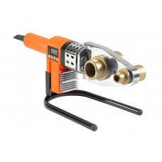 159376 Аппарат для сварки полипропиленовых труб WESTER DWM1000A 1000 Вт, с 6-ю насадками