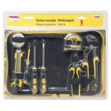 Tool set 9 pcs